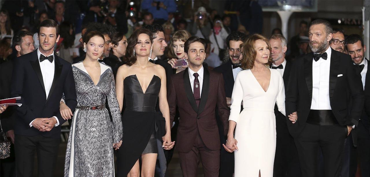 Foto di gruppo, Cannes 2016