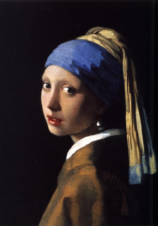 Peter Webber, La ragazza con l'orecchino di perla
